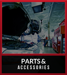 Al Hendrickson - Service - Parts & Accessories